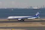 Gpapaさんが、羽田空港で撮影した全日空 767-381/ERの航空フォト(写真)