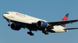 Bluewingさんが、成田国際空港で撮影したデルタ航空 777-232/LRの航空フォト(写真)