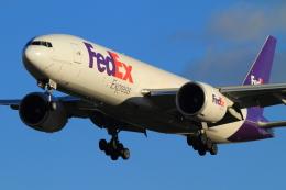 武彩エアさんが、成田国際空港で撮影したフェデックス・エクスプレス 777-FS2の航空フォト(写真)