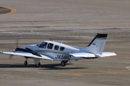 reonさんが、名古屋飛行場で撮影した航空大学校 Baron G58の航空フォト(写真)