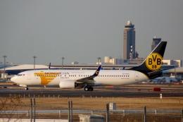 Bluewingさんが、成田国際空港で撮影したMIATモンゴル航空 737-8SHの航空フォト(写真)