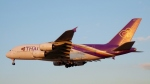 Bluewingさんが、成田国際空港で撮影したタイ国際航空 A380-841の航空フォト(写真)