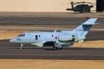 reonさんが、名古屋飛行場で撮影した航空自衛隊 U-125A (BAe-125-800SM)の航空フォト(写真)