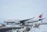 くーぺいさんが、新千歳空港で撮影した中国東方航空 A330-243の航空フォト(写真)