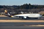 sky77さんが、成田国際空港で撮影したUPS航空 767-34AF/ERの航空フォト(写真)