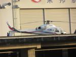 kamonhasiさんが、静岡ヘリポートで撮影した静岡エアコミュータ AS355N Ecureuil 2の航空フォト(写真)