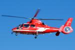 よっしぃさんが、名古屋飛行場で撮影した名古屋市消防航空隊 AS365N3 Dauphin 2の航空フォト(写真)