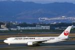 菊池 正人さんが、伊丹空港で撮影した日本航空 767-346/ERの航空フォト(写真)