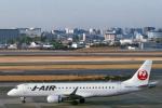 菊池 正人さんが、伊丹空港で撮影したジェイ・エア ERJ-190-100(ERJ-190STD)の航空フォト(写真)
