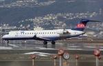 ☆A♡K STAR ALLIANCE☆さんが、伊丹空港で撮影したアイベックスエアラインズ CL-600-2C10 Regional Jet CRJ-702の航空フォト(写真)