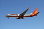 utarou on NRTさんが、成田国際空港で撮影したチェジュ航空 737-8Q8の航空フォト(写真)