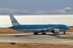ハピネスさんが、関西国際空港で撮影したKLMオランダ航空 787-9の航空フォト(写真)