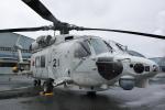 kanadeさんが、木更津飛行場で撮影した海上自衛隊 SH-60Kの航空フォト(写真)