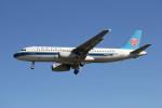 utarou on NRTさんが、成田国際空港で撮影した中国南方航空 A320-232の航空フォト(写真)