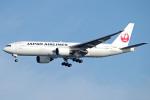 apphgさんが、羽田空港で撮影した日本航空 777-246の航空フォト(写真)