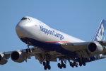 Mame @ TYOさんが、成田国際空港で撮影した日本貨物航空 747-8KZF/SCDの航空フォト(写真)