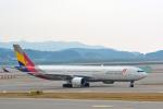 鈴鹿@風さんが、仁川国際空港で撮影したアシアナ航空 A330-323Xの航空フォト(写真)