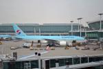鈴鹿@風さんが、仁川国際空港で撮影した大韓航空 777-2B5/ERの航空フォト(写真)