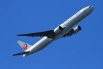twining07さんが、羽田空港で撮影した日本航空 777-346の航空フォト(写真)