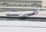 SHIKIさんが、名古屋飛行場で撮影したアメリカ個人所有 G500/G550 (G-V)の航空フォト(写真)