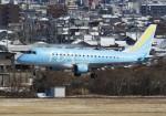 SHIKIさんが、名古屋飛行場で撮影したフジドリームエアラインズ ERJ-170-100 (ERJ-170STD)の航空フォト(写真)