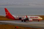 CB20さんが、関西国際空港で撮影したチェジュ航空 737-8GJの航空フォト(写真)