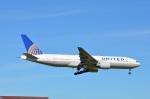 amagoさんが、成田国際空港で撮影したユナイテッド航空 777-222/ERの航空フォト(写真)