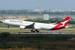 Mar Changさんが、スワンナプーム国際空港で撮影したカンタス航空 A330-303の航空フォト(写真)