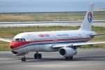 turenoアカクロさんが、関西国際空港で撮影した中国東方航空 A320-232の航空フォト(写真)