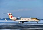 Cygnus00さんが、新千歳空港で撮影したAllpoints Jet G-V-SP Gulfstream G550の航空フォト(写真)