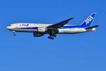 はるかのパパさんが、羽田空港で撮影した全日空 777-281/ERの航空フォト(写真)