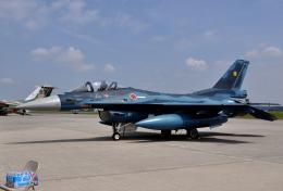 チャーリーマイクさんが、築城基地で撮影した航空自衛隊 F-2Aの航空フォト(写真)