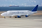 KAW-YGさんが、中部国際空港で撮影したボーイング 747-409(LCF) Dreamlifterの航空フォト(写真)
