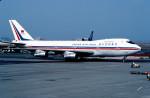 トロピカルさんが、羽田空港で撮影したチャイナエアライン 747-209Bの航空フォト(写真)