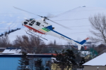 noriphotoさんが、札幌飛行場で撮影した北海道航空 AS350B2 Ecureuilの航空フォト(写真)