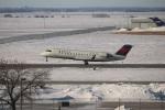 DREAMWINGさんが、グランドフォークス国際空港で撮影したスカイウエスト CL-600-2B19 Regional Jet CRJ-200ERの航空フォト(写真)