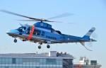 Soraya_Projectさんが、東京ヘリポートで撮影した宮城県警察 A109E Powerの航空フォト(写真)