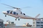 Soraya_Projectさんが、東京ヘリポートで撮影した法人所有 A109E Powerの航空フォト(写真)