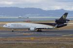 神宮寺ももさんが、関西国際空港で撮影したUPS航空 MD-11Fの航空フォト(写真)
