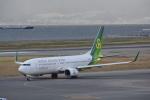 LEGACY747さんが、関西国際空港で撮影した春秋航空日本 737-86Nの航空フォト(写真)