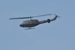 qooさんが、高松空港で撮影した陸上自衛隊 UH-1Jの航空フォト(写真)
