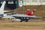 Mochi7D2さんが、厚木飛行場で撮影したアメリカ海軍 F/A-18D Hornetの航空フォト(写真)