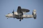 wingace752さんが、三沢飛行場で撮影したアメリカ海軍 E-2Cの航空フォト(写真)