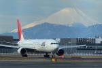 まさとしさんが、羽田空港で撮影した日本航空 767-346/ERの航空フォト(写真)
