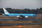 wingace752さんが、成田国際空港で撮影したKLMオランダ航空 777-206/ERの航空フォト(写真)