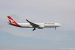 しかばねさんが、スワンナプーム国際空港で撮影したカンタス航空 A330-303の航空フォト(写真)
