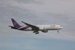 しかばねさんが、スワンナプーム国際空港で撮影したタイ国際航空 777-2D7の航空フォト(写真)