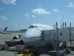 Semirapidさんが、那覇空港で撮影した全日空 747-481(D)の航空フォト(写真)