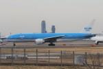 YASKYさんが、成田国際空港で撮影したKLMオランダ航空 777-206/ERの航空フォト(写真)