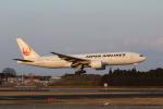 MA~RUさんが、成田国際空港で撮影した日本航空 777-246/ERの航空フォト(写真)